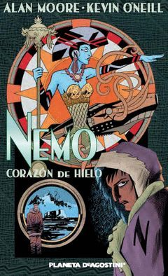 THE LEAGUE OF EXTRAORDINARY GENTLEMEN NEMO