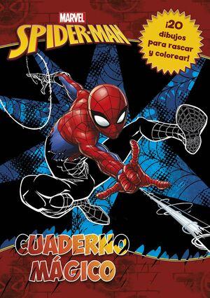 SPIDER-MAN. CUADERNO MÁGICO