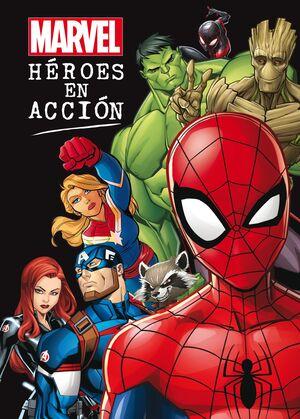 MARVEL. HEROES EN ACCION. COLECCION DE CUENTOS