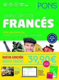GRAN CURSO PONS FRANCES 2017