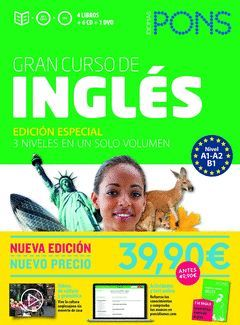 GRAN CURSO PONS INGLES 2017