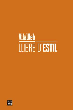 LLIBRE D'ESTIL DE VILAWEB