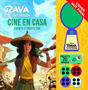 RAYA Y EL ULTIMO DRAGON. CINE EN CASA