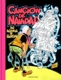 CANCIÓN DE NAVIDAD.RESERVOIR-COMIC