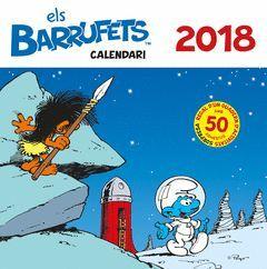 CALENDARI ELS BARRUFETS 2018