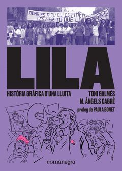 LILA: HISTORIA GRAFICA D'UNA LLUITA