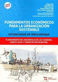FUNDAMENTOS ECONOMICOS PARA LA URBANIZACION SOSTENIBLE
