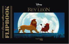 FLIP BOOK - LE ROI LION