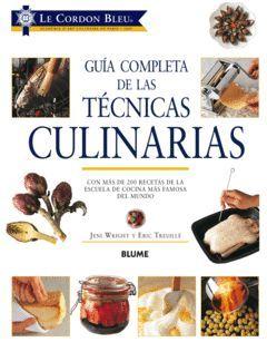 GUIA COMPLETA TECNICAS CULINARIAS (2017)