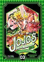JOJO'S BIZARRE ADVENTURE PARTE 1: BATTLE TENDENCY 3