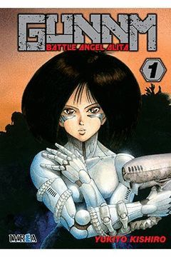 ALITA.BATTLE ANGEL GUNNM-001