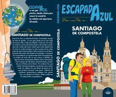 SANTIAGO DE COMPOSTELA.ESCAPADA AZUL.ED18.GAESA
