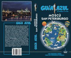 MOSCÚ Y SAN PETERSBURGO.GUIA AZUL.GAESA
