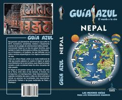 NEPAL.GUIA AZUL.GAESA EDICIONES