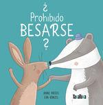 PROHIBIDO BESARSE