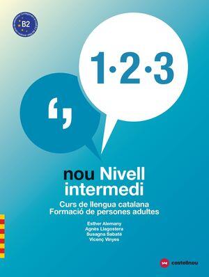 (LD) NIVELL B2. NOU NIVELL INTERMEDI 1, 2 I 3 (LL)