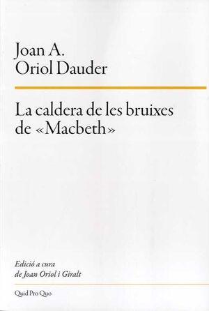 CALDERA DE LES BRUIXES DE MACBETH, LA