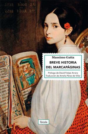 BREVE HISTORIA DEL MARCAPAGINAS