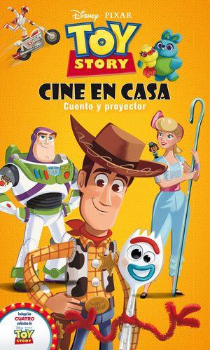 TOY STORY. CINE EN CASA