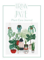 URBAN JUNGLE PLANT CARE JOURNAL (BILINGÜE ESP/ENG)