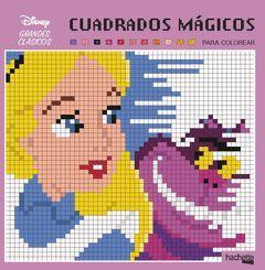 CUADRADOS MAGICOS-GRANDES CLASICOS DISNEY