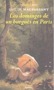 DOMINGOS DE UN BURGUES EN PARIS