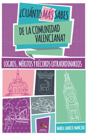 ¿CUÁNTO MÁS SABES DE LA COMUNIDAD VALENCIANA?