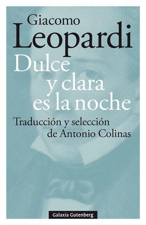 DULCE Y CLARA ES LA NOCHE