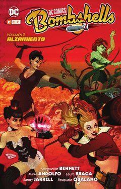 DC BOMBSHELLS 03: ALZAMIENTO