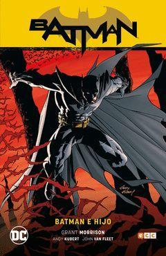BATMAN: BATMAN E HIJO (2019)