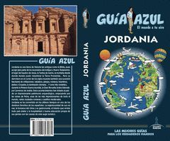 JORDANIA.GUIA AZUL.GAESA EDICIONES