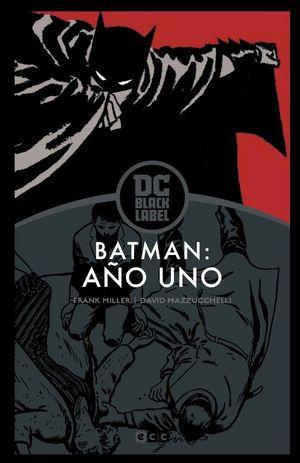 BATMAN: AÑO UNO.EDICION DC BLACK LABEL.ED19.