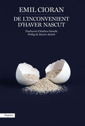 DE L'INCONVENIENT D'HAVER NASCUT