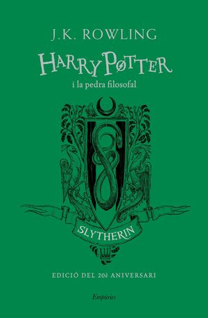 HARRY POTTER I LA PEDRA FILOSOFAL (SLYTHERIN) TD