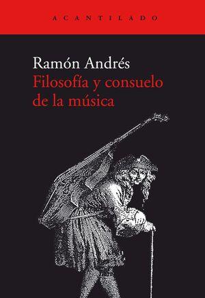 FILOSOFÍA Y CONSUELO DE LA MUSICA