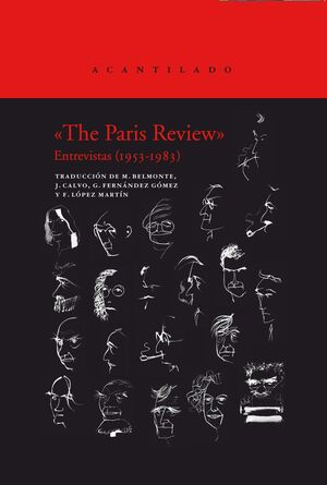 THE PARIS REVIEW. EL ARTE DE LA FICCIÓN