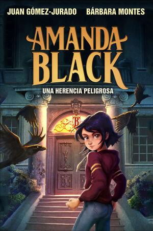 AMANDA BLACK  HERENCIA PELIGROSA