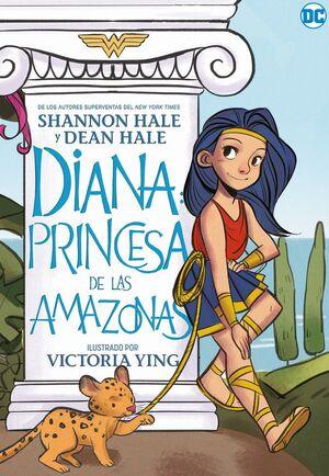 DIANA, PRINCESA DE LAS AMAZONAS