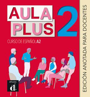 AULA PLUS 2 PROFESOR