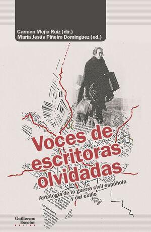 VOCES DE ESCRITORAS OLVIDADAS