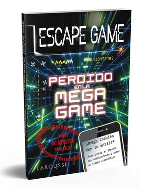 ESCAPE GAME - PERDIDO EN EL MEGA GAME