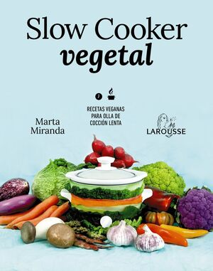 SLOW COOKER VEGETAL