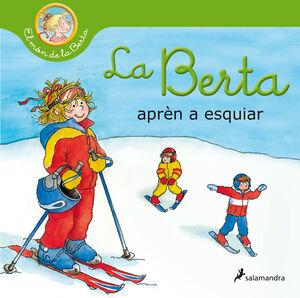 LA BERTA APRÈN A ESQUIAR
