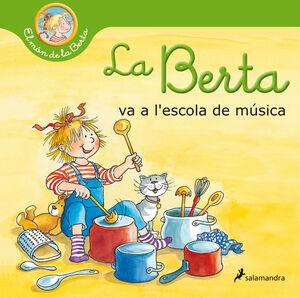 LA BERTA VA A L'ESCOLA DE MÚSICA