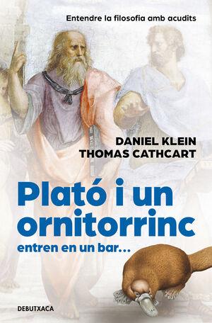 PLATÓ I UN ORNITORINC ENTREN EN UN BAR