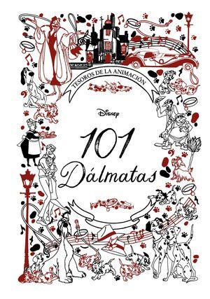 101 DALMATAS. TESOROS DE LA ANIMACION