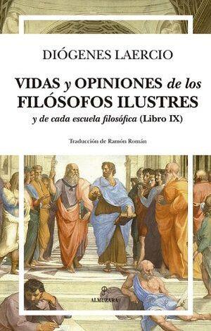 VIDAS Y OPINIONES DE LOS FILÓSOFOS ILUSTRES Y...
