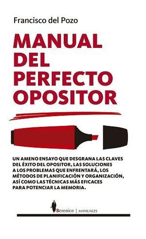 MANUAL DEL PERFECTO OPOSITOR