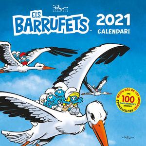 CALENDARI BARRUFETS 2021