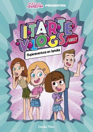 ITARTE FAMILY 1. TOTS SOM HEROIS!